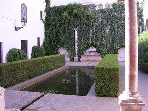 Reales alcazares, Sevilla