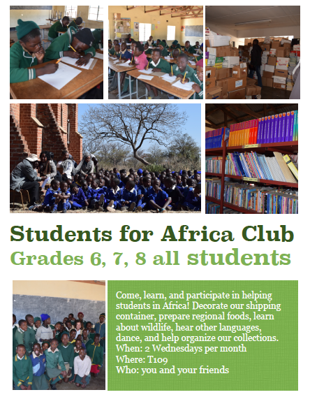 Students for Africa