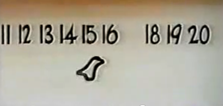 Number order to 20