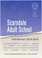 Scarsdale Adult School