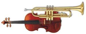 Violin and Trumpet picture