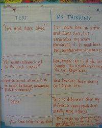 Thinking About Big Ideas in Text