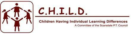 child logo maroon